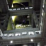 フジテレビ本社ビルの写真