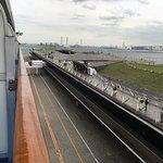 Yokohama Port Osanbashi International Passenger Terminal Foto