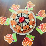 Торт.. вариант от Sushi Love :)