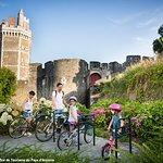 On peut même y benir en vélo de Nantes en passant par les bords de Loire !