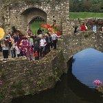 Flower Festival at Leeds Castle