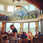 Foto van Federal Jacks Restaurant and Brewpub