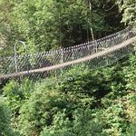 Ponte Tibetano di Becetto ( Cn )