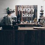 Photo of Hungry biker