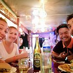 Weather Spoon's Bagan Restaurant and Bar Foto
