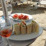 Фотография Ippokampos Beach Restaurant