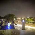View from the roof-deck