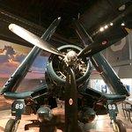 WWII plane@ Museum of Flight