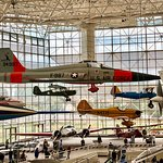 lots of planes@ Museum of Flight