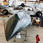 SR-71 Blackbird@ Museum of Flight