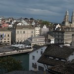 Views from Lindenhof hill