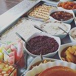 Buffet de Sobremesa