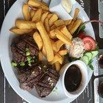 De biefstuk plate