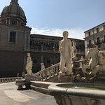 Фотография Fontana della Vergogna (Fontana Pretoria)