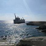 Фотография Edro III Shipwreck