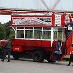 Old bus, Beaulieu