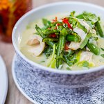 Delicious Traditional Thai Green Curry
