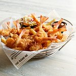 Caribbean Coconut Fried Shrimp
