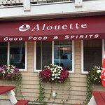 Alouette Beach Cafe Foto