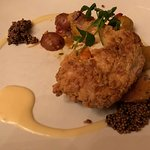 fried chicken entree