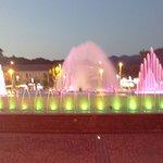 Фотография Dancing Fountains