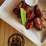 Wings! Try our new flavors!