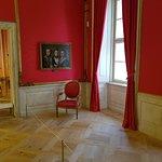Eines der schön restaurierten Zimmer