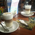 Waterside cafe foto