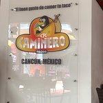 Foto di Caminero Tacos Cancún