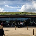 Grass roof Gloucester Services Kitchen