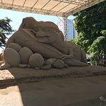 Billede af Sand Nativity