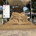 Foto de Sand Nativity