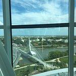 View from top floor