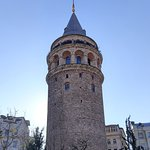 This amazing tower has a magnificent view over Istanbul