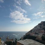 What a beautiful place to stay in Positano.