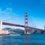 Classic Golden Gate Bridge Shot