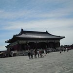 Temple of Heaven visit.