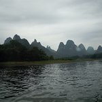 Cruise on the River Li from Guilin to Yangshou.