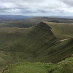 The Brecon Beacons is so beautiful