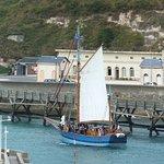 Billede af Au Gre des Vents - Sorties en mer sur vieux greements