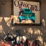 Foto de Cowgirl BBQ