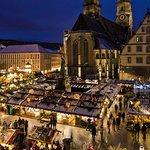 Ihre Weihnachtsfeier bei VIOLAS - direkt am Stuttgarter Weihnachtsmarkt