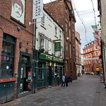 Historic Beatles sites on Mathew street