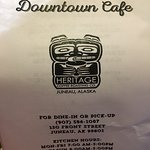 Foto di Heritage Downtown Cafe #1