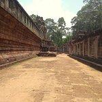 Bild från Ta Keo