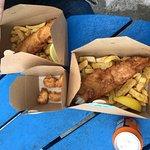 Bild från The Bay Fish & Chips
