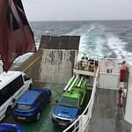 Bilde fra Pentland Ferries
