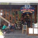Al Fresco Area At Chermside Kinn & Derm