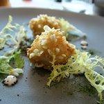 Breaded scallops - amazing!