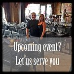 Accept our invitation to serve your next event, with a capacity of 200+